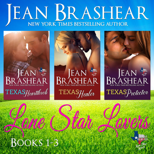 Lone Star Lovers Boxed Set: Books 1-3