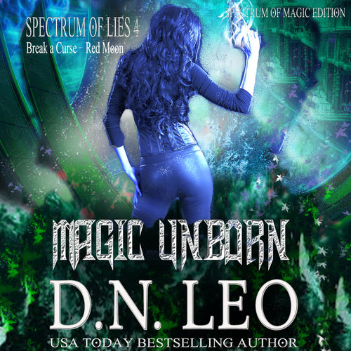 Magic Unborn - Surge of Magic - Book 4