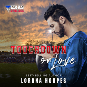 Touchdown on Love: A Christian Football Romance