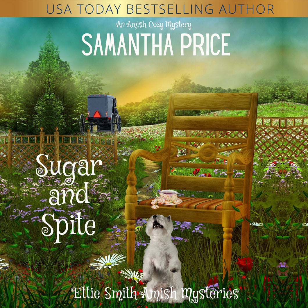 Sugar and Spite: An Amish Cozy Mystery