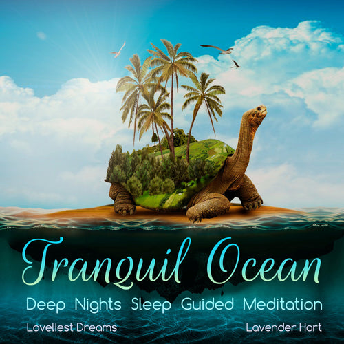 Tranquil Ocean Deep Nights Sleep Guided Meditation