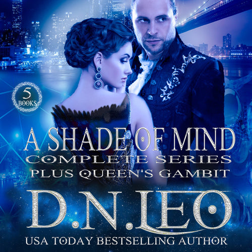 Shade of Mind - Complete Series - Plus Queen's Gambit, A