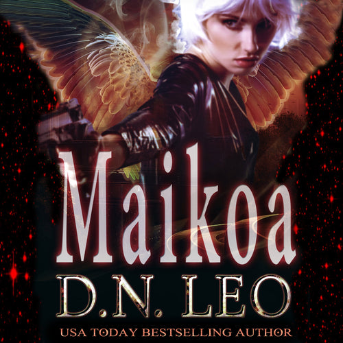 Maikoa - Dark Solar Trilogy - Book 3: A Romantic Fantasy Trilogy