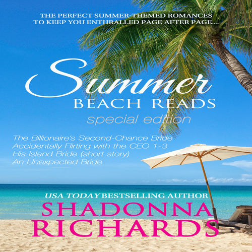 Summer Beach Reads: Billionaire Romance Collection - special edition
