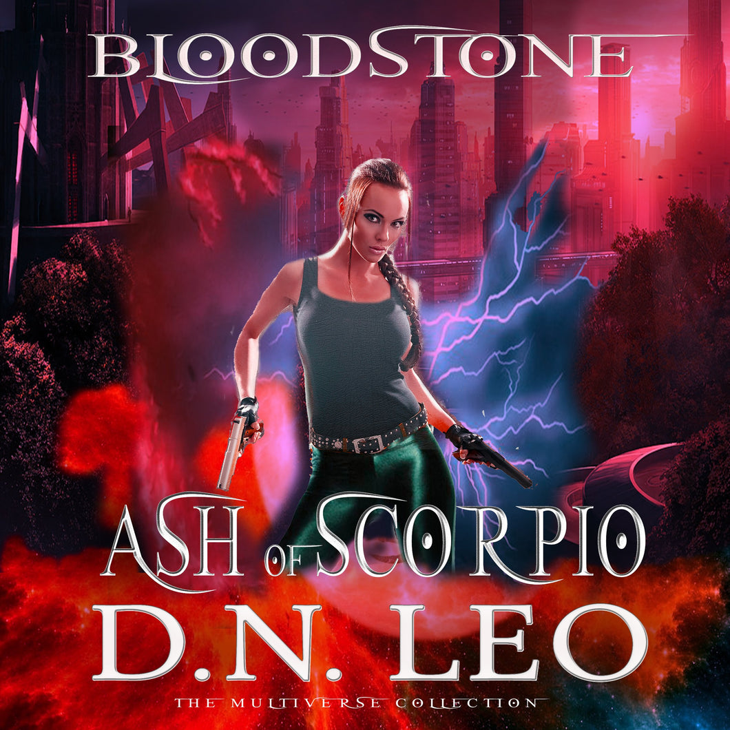Ash of Scorpio - Bloodstone Trilogy - Prequel