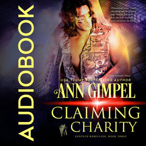 Claiming Charity: Military Romance With a Science Fiction Edge