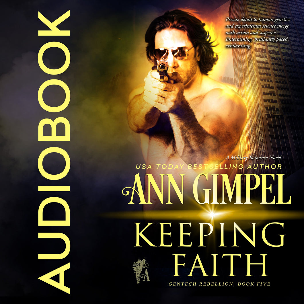 Keeping Faith: Military Romance With a Science Fiction Edge