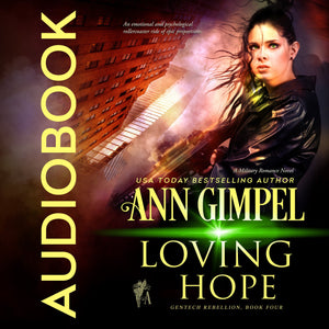 Loving Hope: Military Romance With a Science Fiction Edge