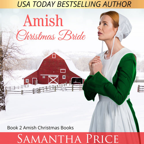 Amish Christmas Bride: Amish Romance