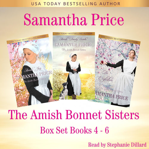 Amish Bonnet Sisters series Boxed Set, The: Books 4-6: Amish Romance