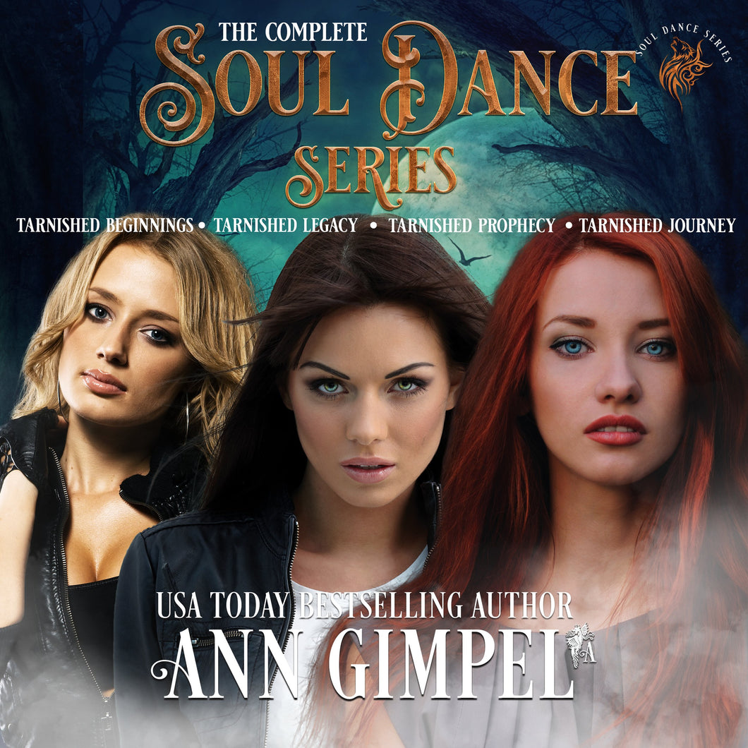 Soul Dance (4-Book Series): Shifter Paranormal Romance