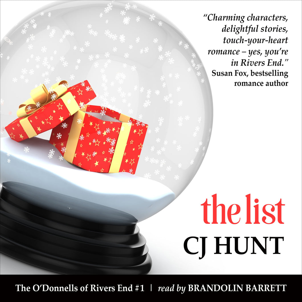 The List (The O'Donnells of Rivers End #1): A Rivers End Romance (Selina+Connor)