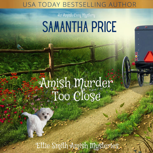 Amish Murder Too Close: Amish Cozy Mystery