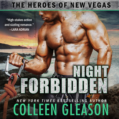Night Forbidden: The Heroes of New Vegas Book 5