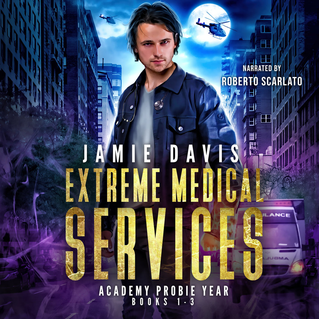 Extreme Medical Services Box Set Vol 1 - 3