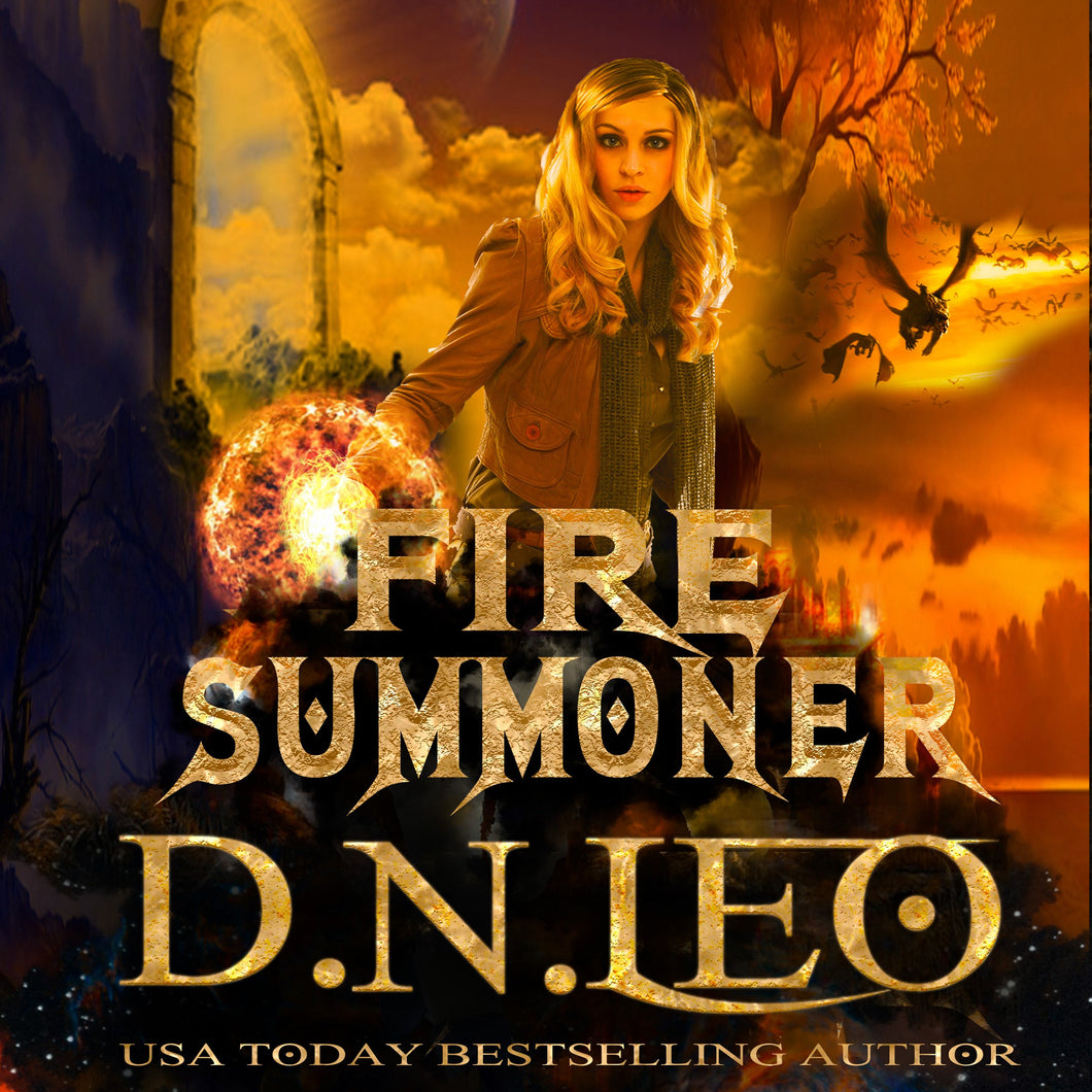 Fire Summoner: Soul of Ashes - Book 1