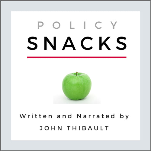 Policy Snacks: Noshing Your Way To Political Success