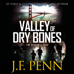 Valley Of Dry Bones: An ARKANE Thriller
