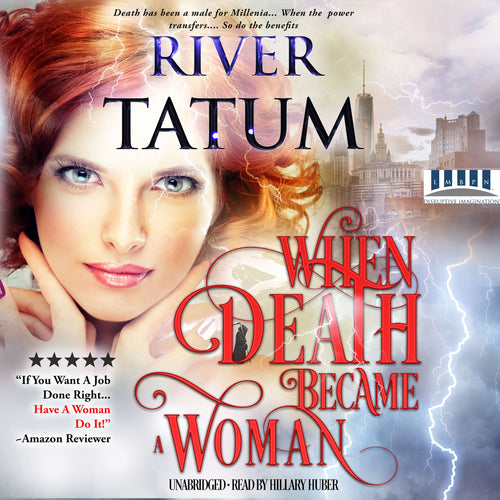 When Death Became A Woman: Death is a Woman Book 1