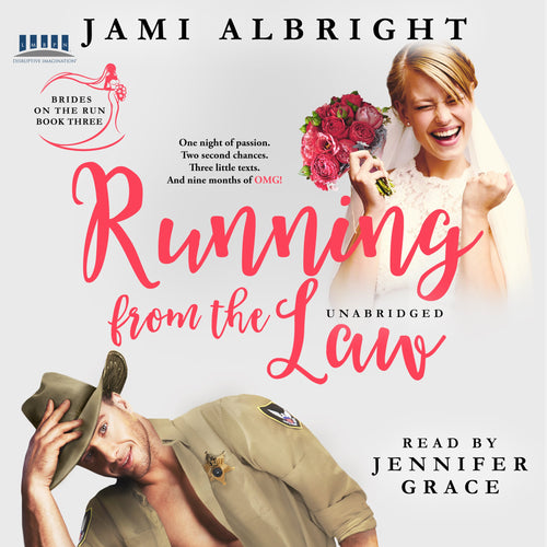 Running From the Law: Brides on the Run Book 3
