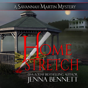 Home Stretch: A Savannah Martin Novel