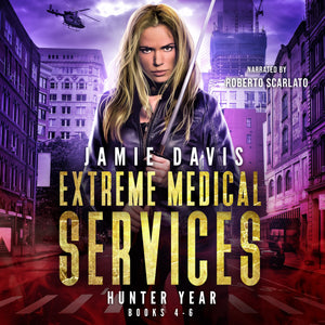 Extreme Medical Services Box Set Vol 4 - 6
