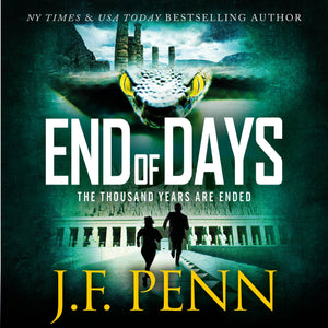 End of Days: An ARKANE Thriller Book 9