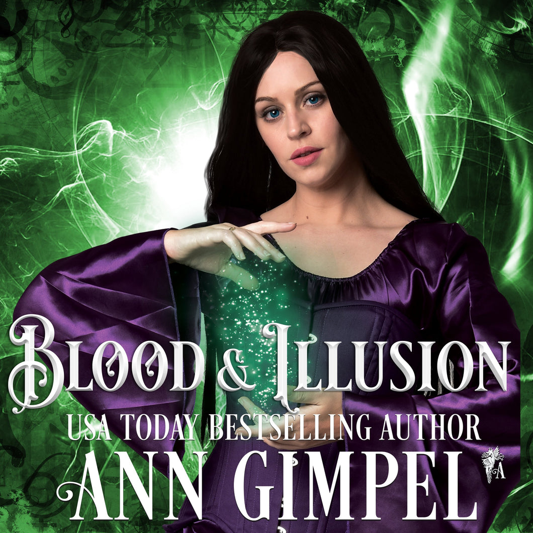 Blood and Illusion: Paranormal Romance With a Steampunk Edge