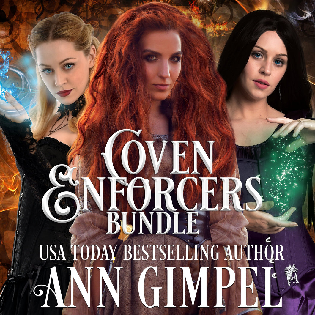 Coven Enforcers Bundle: Paranormal Romance With a Steampunk Edge