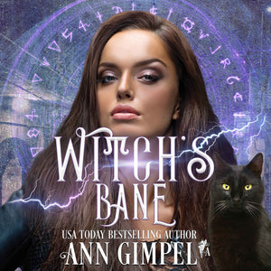 Witch's Bane: Urban Fantasy Romance
