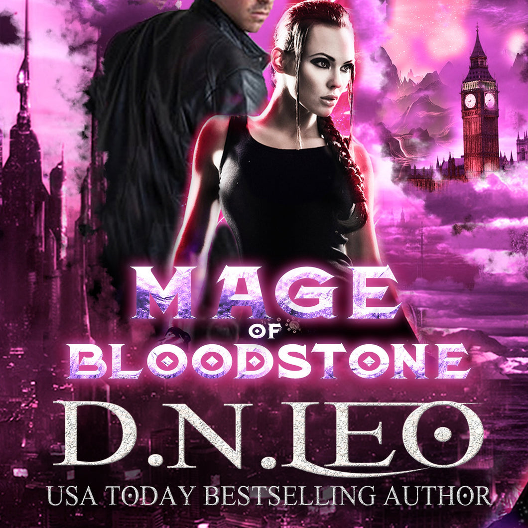 Mage of Bloodstone: The Complete 6-volume Series