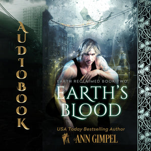 Earth's Blood: Dystopian Urban Fantasy