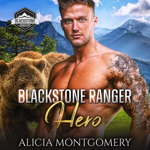 Blackstone Ranger Hero: Blackstone Rangers Book 2