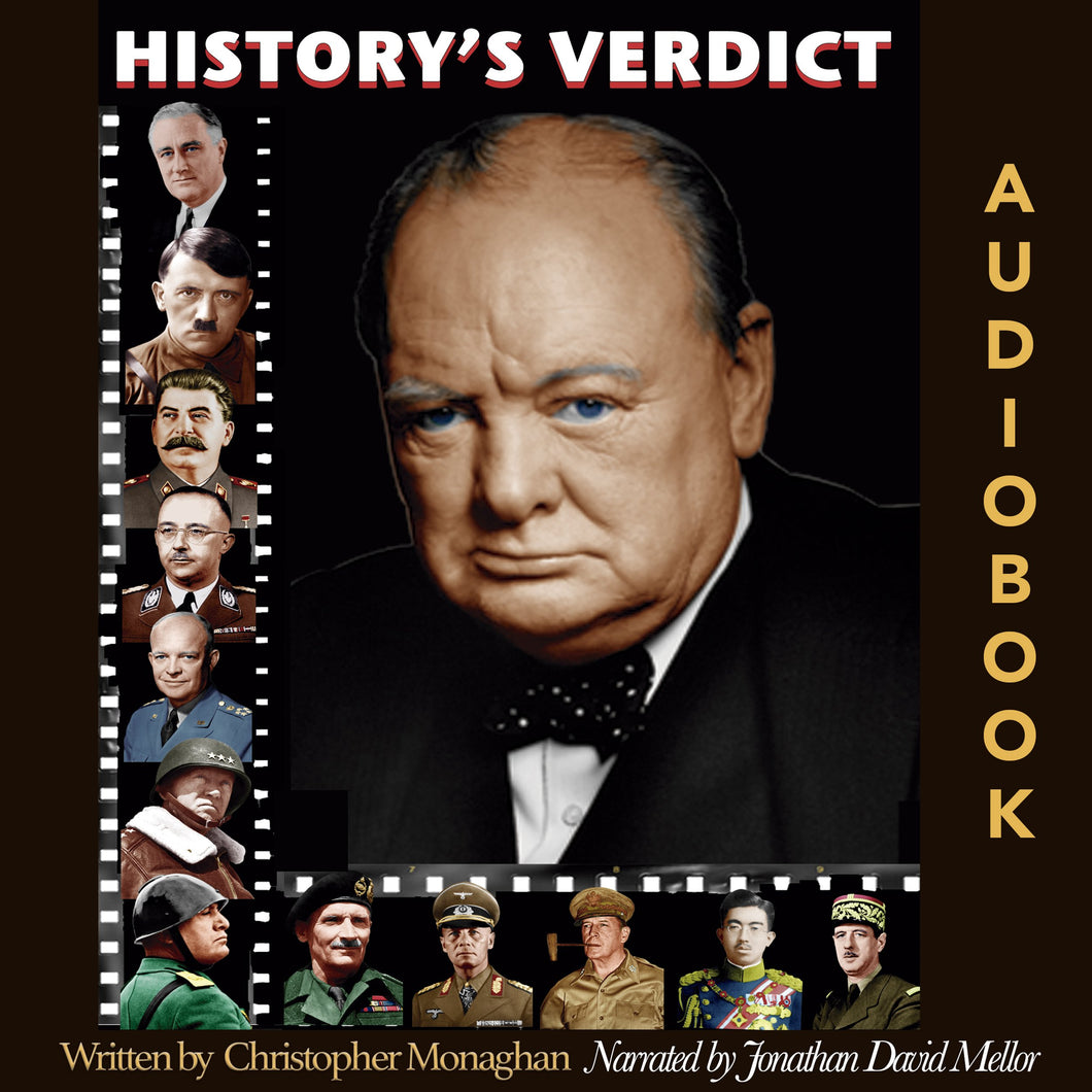 History's Verdict: Churchill