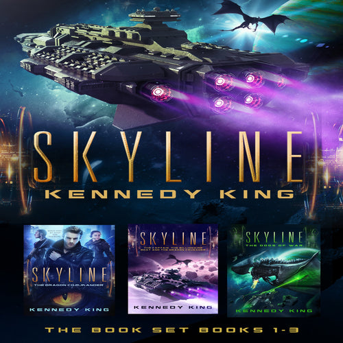 SkyLine Series Book Set Books 1, The - 3 : A Science Fantasy Adventure Series