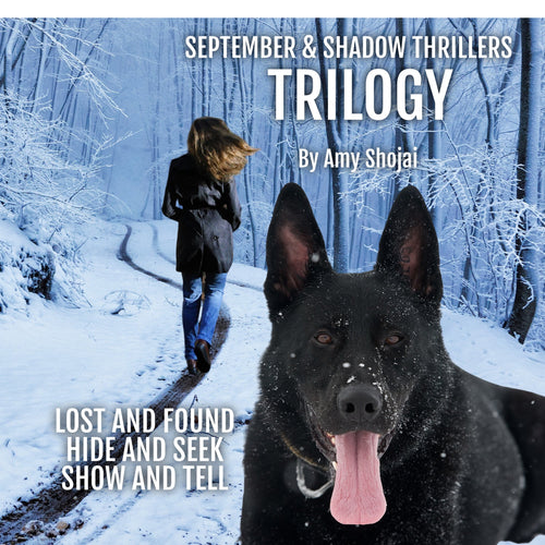September and Shadow Thrillers Trilogy