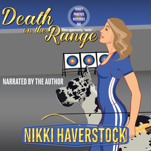Death on the Range: Target Practice Mysteries 1