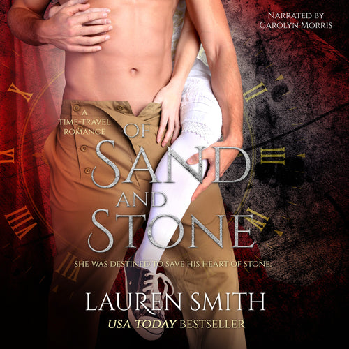 Of Sand and Stone: A Time Travel Romance