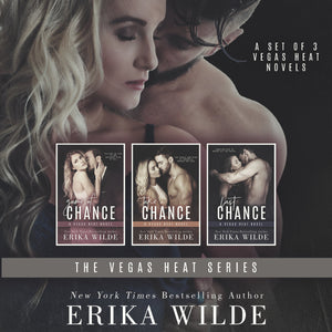 The Vegas Heat Series (Books #1-#3)