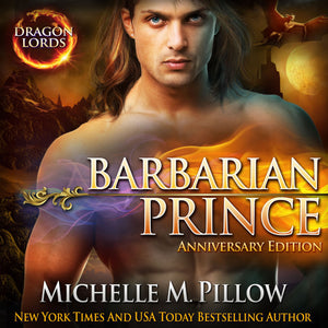 Barbarian Prince: A Qurilixen World Novel (Anniversary Edition)