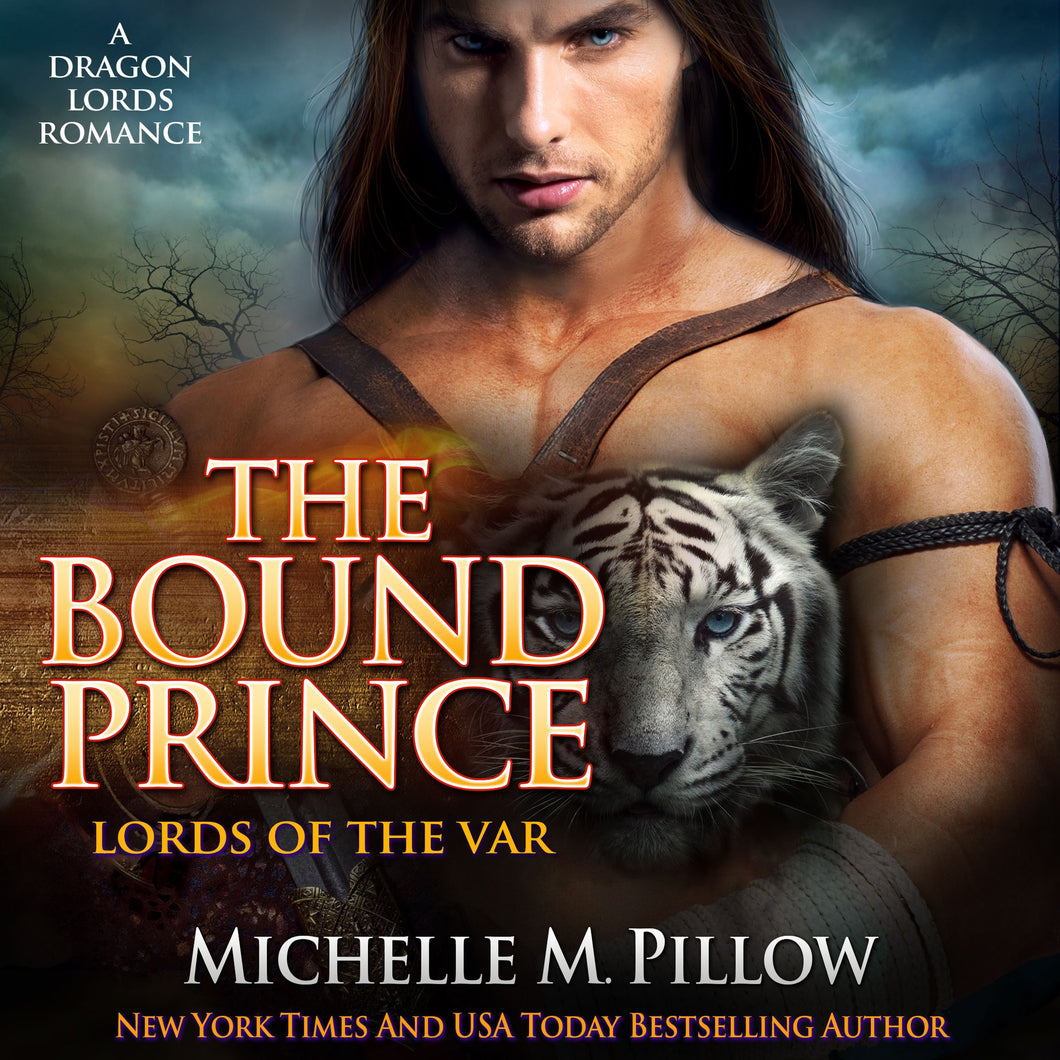The Bound Prince: A Qurilixen World Novel