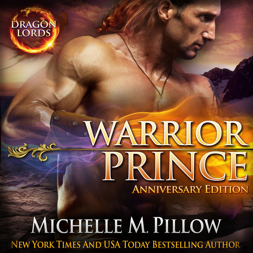 Warrior Prince: A Qurilixen World Novel (Anniversary Edition)