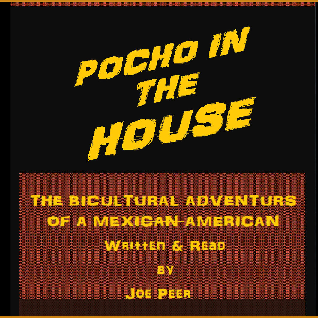 Pocho in the House: The Bicultural Adventures of a Mexican American