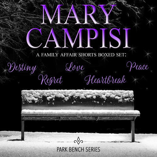 A Family Affair Shorts Boxed Set: Park Bench series Books 1-5