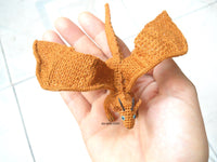 Mini Brown Dragon