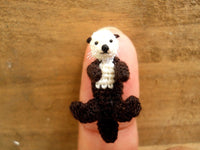 Miniature Sea otter