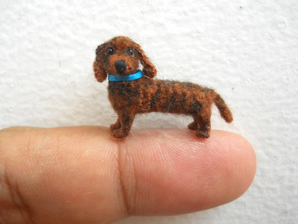 Micro Dachshund Stuff Animal