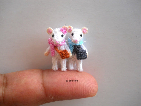 Mini Mice Best Friends