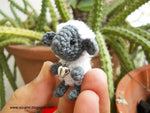 Mini Sheep With Rattle