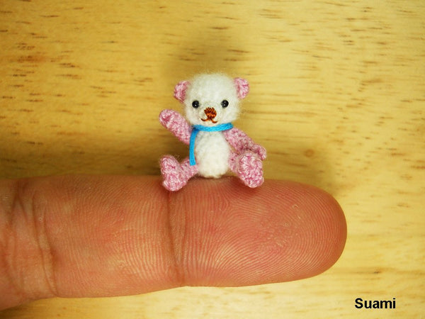 Tiny Doll Amigurumi Bear